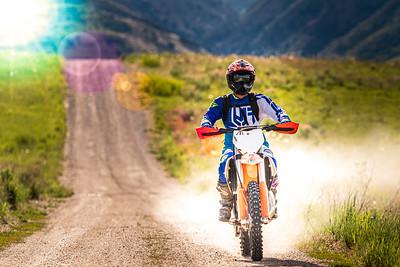 2020 Josh & Jon dirt bike
