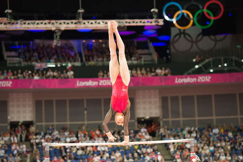 __02.08.2012_London Olympics_Photographer: Christian Valtanen_London_Olympics__02.08.2012_D80_4432_final, gymnastics, women_Photo-ChristianValtanen