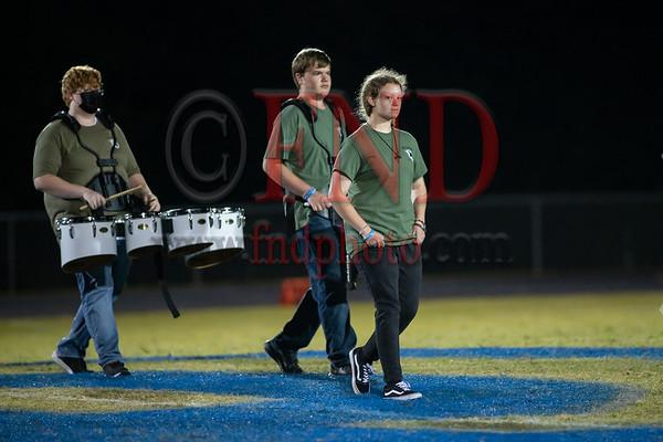 South Davidson Marching Band 091021