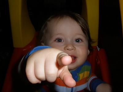 2010 0219 Jen Babysitting Julian