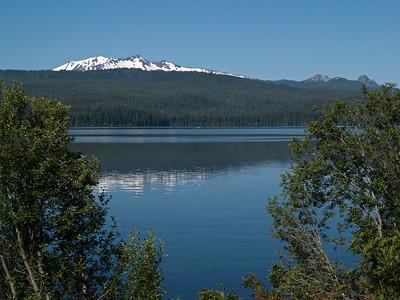 Odell Lake environs