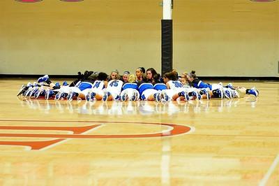 Hopkins Girls Basketball - 2011
