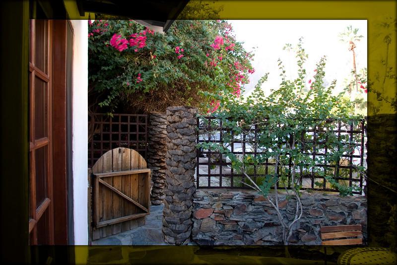 Cottage Patio
