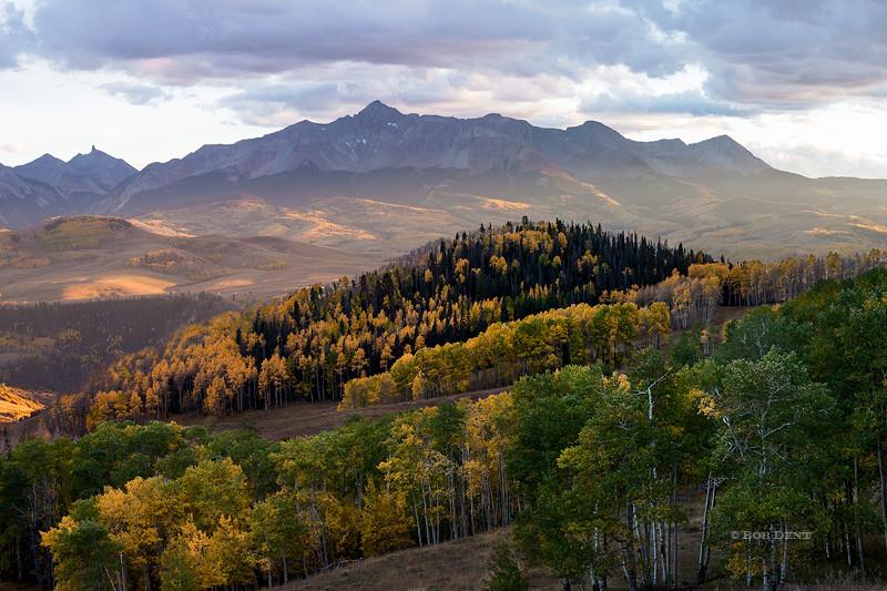 Wilson Peak & Wilson Mesa