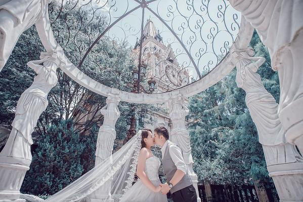 ALEX+CIARA PRE-WEDDING