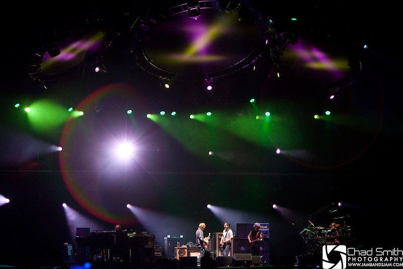 Phish With Springstein @ Bonnaroo 2009