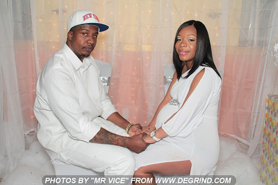 ASHLEE AND SMOOTH BABY SHOWER