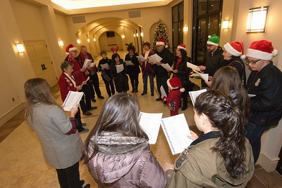 Community Life - Christmas Caroling  - December 15, 2016