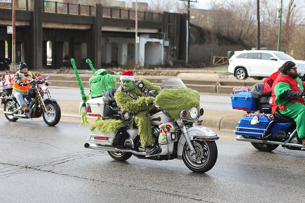 2018 Chicagoland Toys For Tots Motorcycle Ride