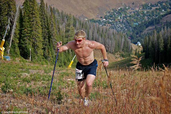 Baldy Hill Climb (2012) - Run
