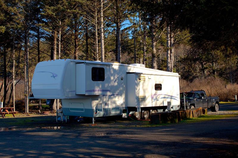 Base camp, La Push, WA
