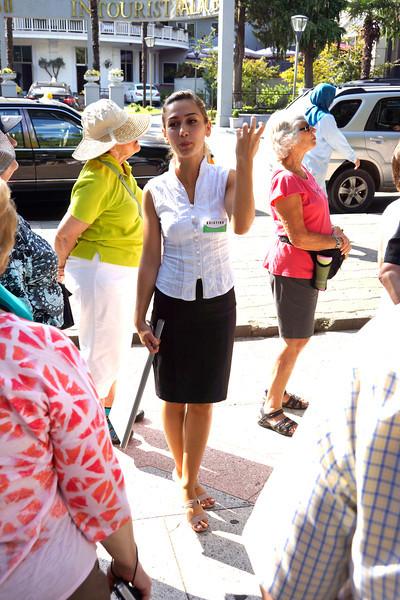 Kristine Pakhuridze, Tour Guide, Batumi, Georgia. _DSC4745