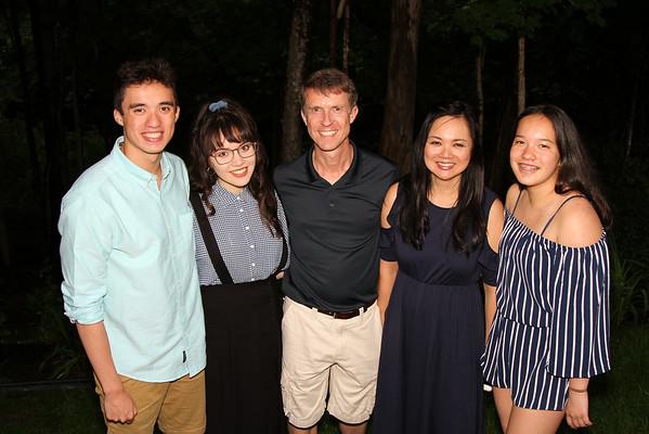 Jonanthan's Grad Party - 06/09/18