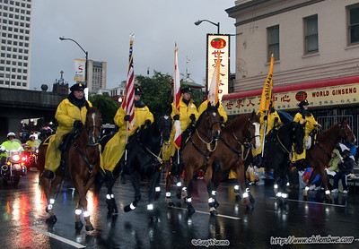 San Francisco Chinese New year festival and parade 2008