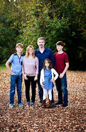 The Bedow Family 2015