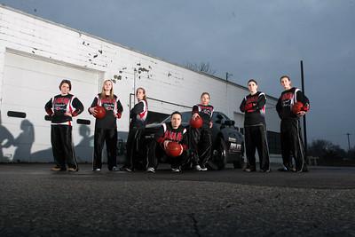 Bangor girl's basketball GBB1112