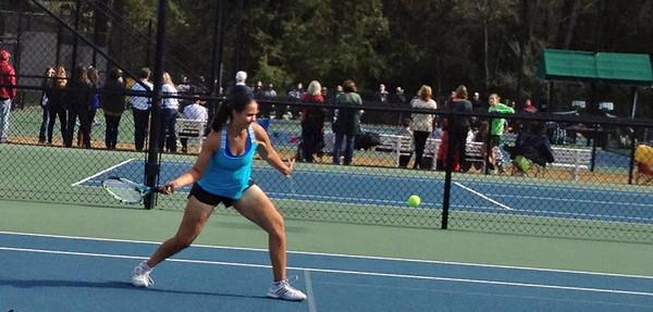 Anna's Tennis Team wins 2013 State Championship