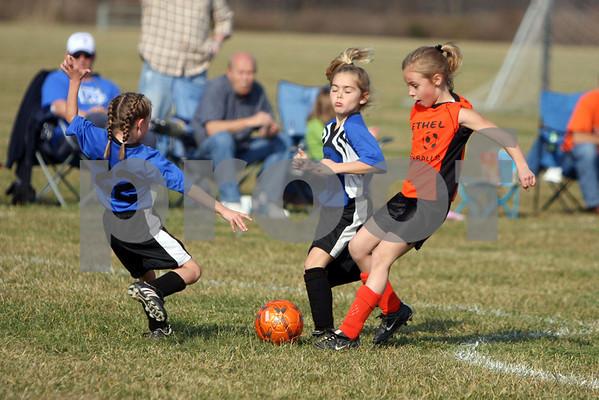 U-7 girls Bethel vs Williamsburg  11/15/09