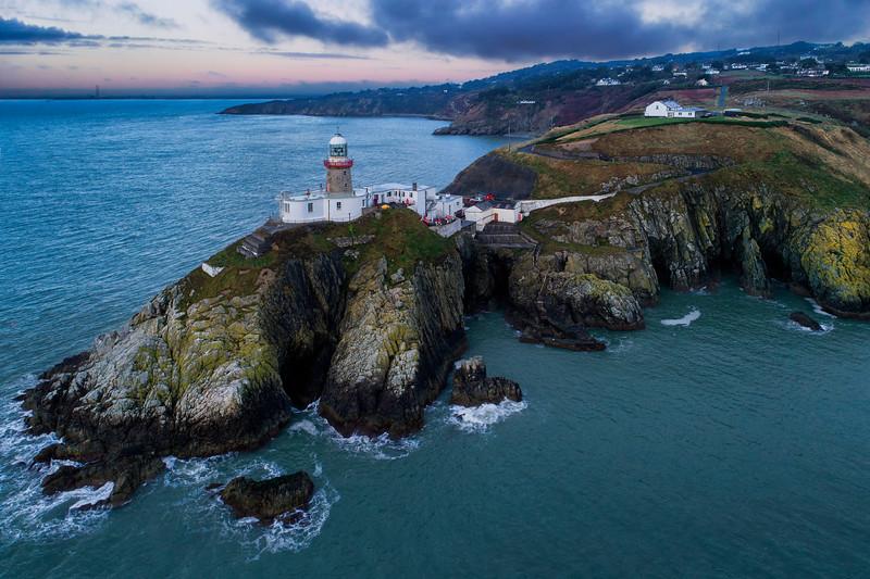 Baily Lighthouse Peninsula