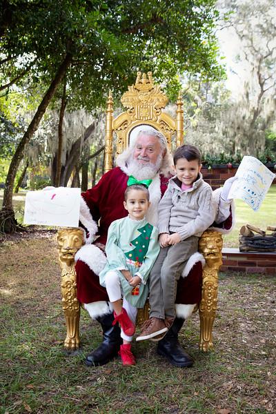 Santa Minis 2018: The Tremmel Family!
