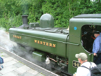 3 - Bodmin and Wenford Railway