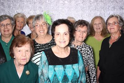 10.25.2014 - Tina's 85th birthday