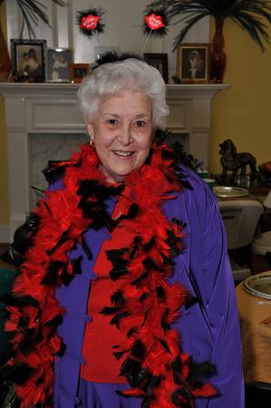 Joan's 80h Birthday Bash