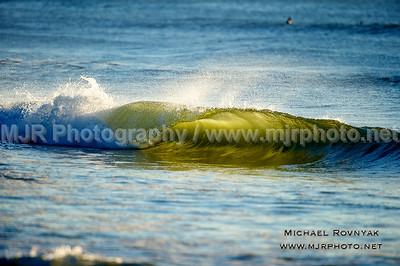 Surfing, Gilgo Beach, NY,  11.24.11