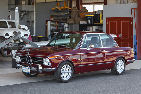 1972 BMW 2002 Malaga