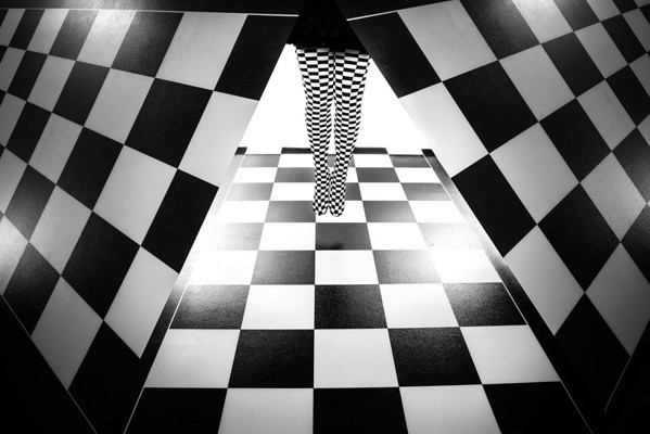 The checkerboard Series: 2013