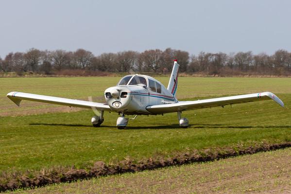 OY-BBM - Piper PA-28-140 Cherokee