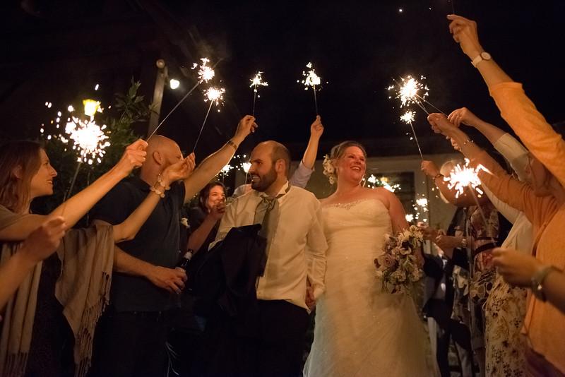 Mari & Merick Wedding - Sparkling Exit-10.jpg