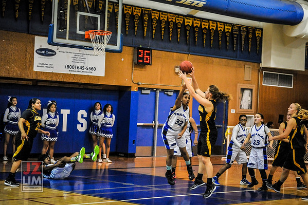 AHS vs EHS Boys and Girls Basketball