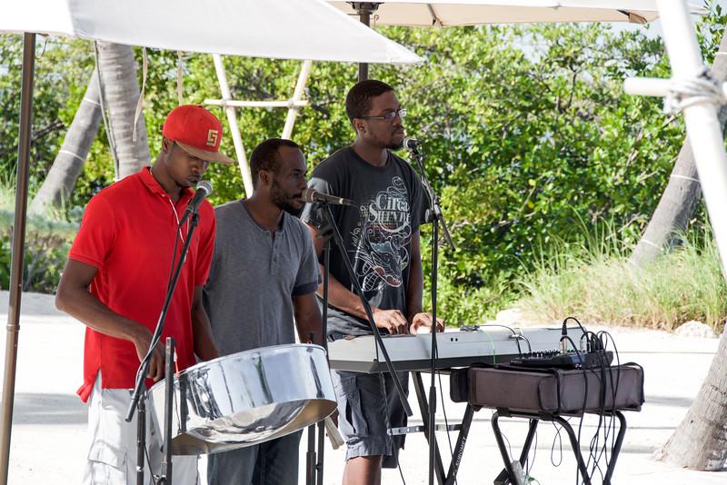 Live Caribbean music at Islamorada Fish Company
