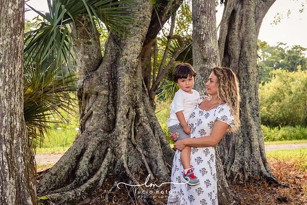 JOSHUA & MOM - SHARING