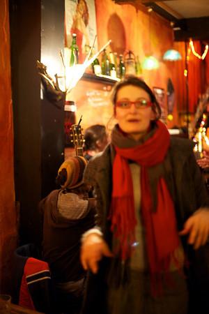Feb 11 Fay's evening at Le Petit Truc