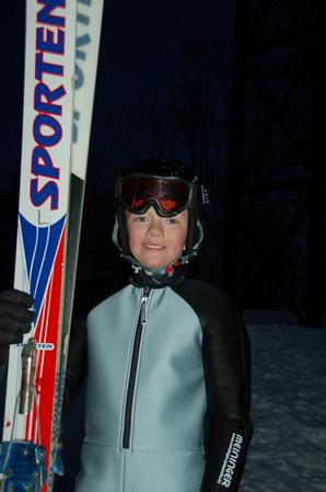 Nordic Jump Fest:  February 26, 2010
