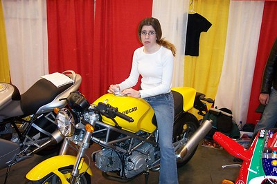 2003 Cycle World International Motorcycle Show
