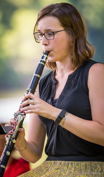Carley Olson-Trio Vientos @ Munsinger/Clemens Gardens St. Cloud MN.