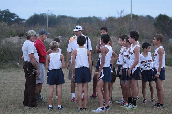 FL Runners Middle School 10-3-09