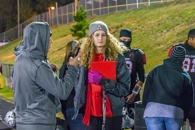 2018-11-23 Butler High School Football VS Myers Park (Round 2, NCHSAA Playoffs)