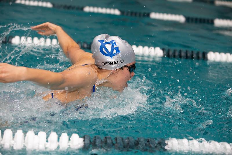 GVHS Swim vs Strath Haven 2019