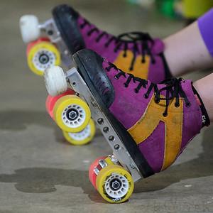 Roller Derby by LocksDragon