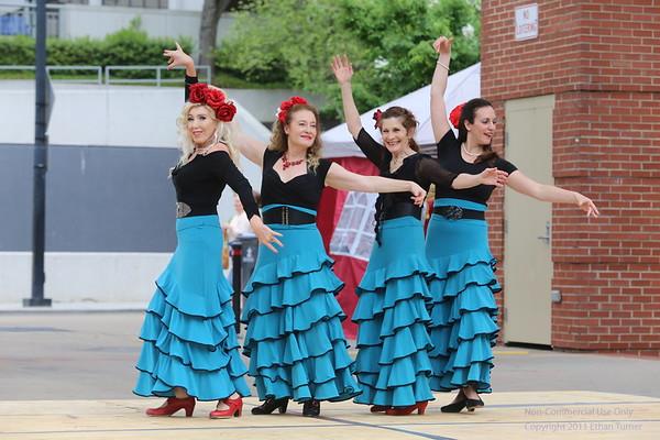 2019 Rossini Festival - Lucia Andronescu Flamenco Dancers