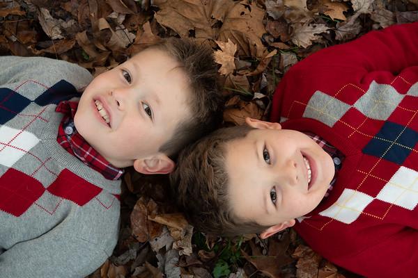 Kristen Breyer Kids Holiday Photos