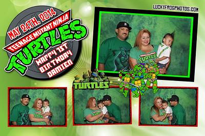 Ninja Turtle Bday 5_24_14