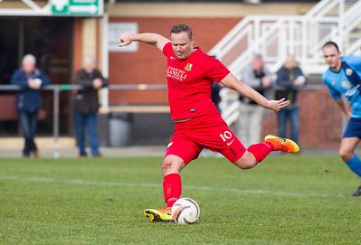 Llanelli AFC v Newport City