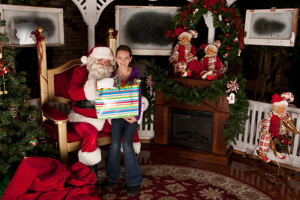 Santa Photos 12-11-10