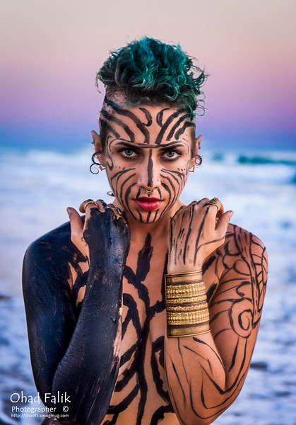 The Savage - BodyArt and Fier