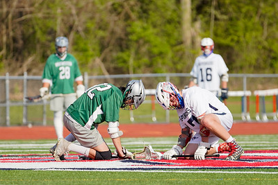 Wappingers Warriors vs. Brewster HS, April 27, 2021